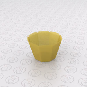 Alcas Smeraldo Yellow Cup 90cc