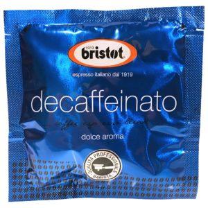 Bristot Espresso Decaf Pods (50/7b Packs)