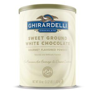 Ghirardelli Sweet Ground White Chocolate