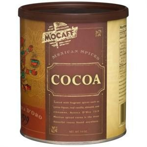 Mocafe Azteca D'Oro Spiced Cocoa