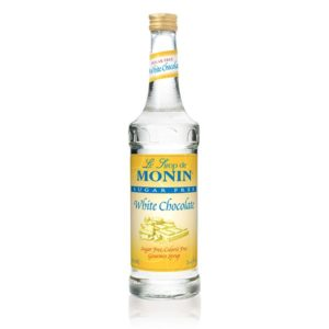 Monin SF White Chocolate Syrup