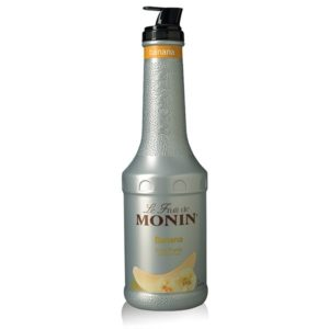 Monin Banana Fruit Purée