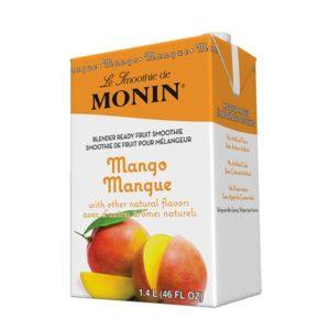 Monin Mango Smoothie