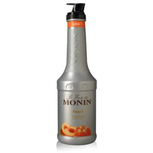 Monin Peach Fruit Purée
