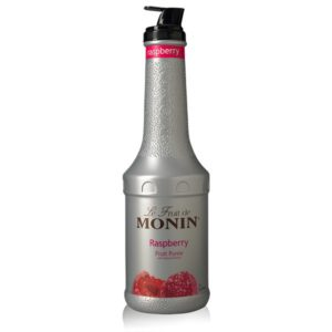 Monin Raspberry Fruit Purée