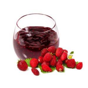 PreGel Wild Strawberry Fortefrutto®
