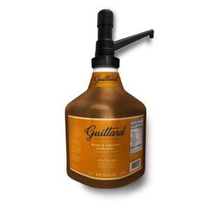 Guittard Creamy Caramel Sauce