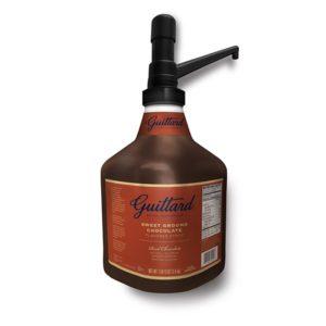 Guittard Sweet Ground Chocolate Sauce