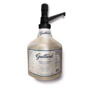 Guittard White Sating Sauce