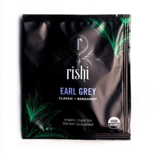 Rishi Earl Grey Tea Sachet (50 ct)