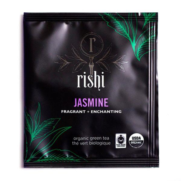 Rishi Jasmine Tea Sachet (50 ct)